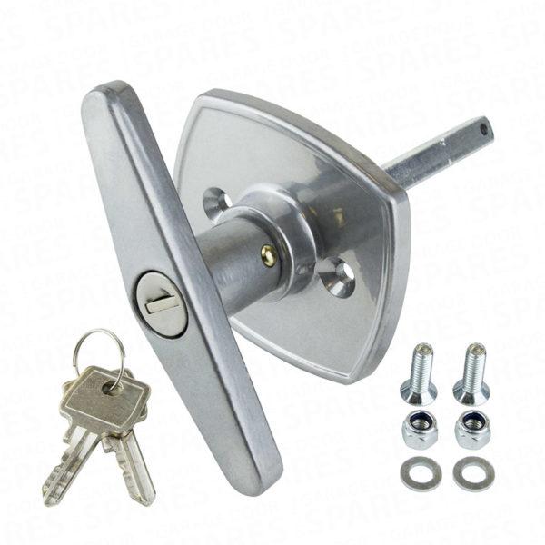 Pattern Locking `T` Handle