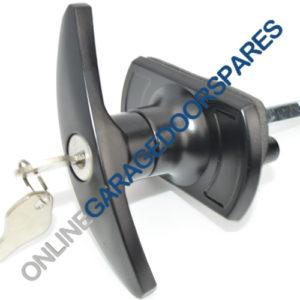 Bonsack garage door handle