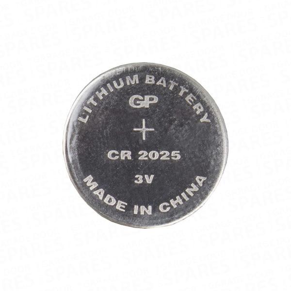CR2025 Lithium Battery