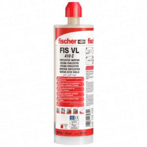 Fischer injection mortar