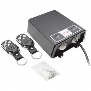 Universal Receiver Control Unit