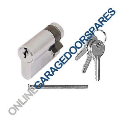 Garage door locks
