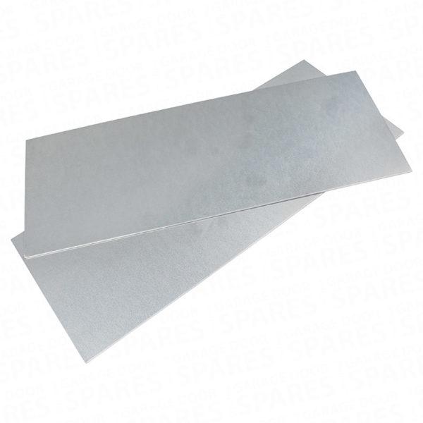 Pair of 15″x 6″ rectangular gusset plates