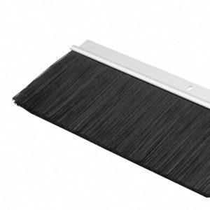 Brush Draught Strip – LARGE: (2.5M) 75mm Bristle