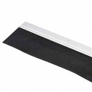 Rubber Draught Strip – MEDIUM: (2.5M) 50mm Rubber
