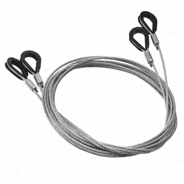 Garador Mk3C Belgravia Double Door Cables