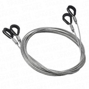 Westland Garage Door Cables Mk3C