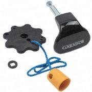 Genuine Garador G3 Black Handle Kit