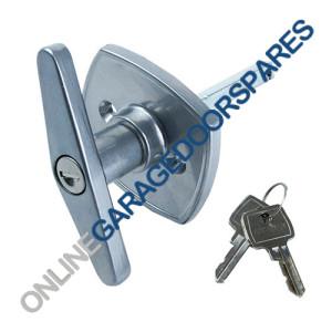 Haskins garage door handle