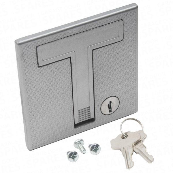 Pattern Merlin Flush Lock to suit Henderson