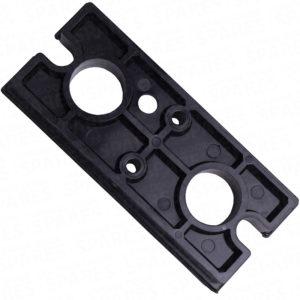 King Internal Lock Body Plastic Spacer Block Only
