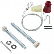Cardale CD45 Garage Door Cones Cables Roller Spindles Repair Kit