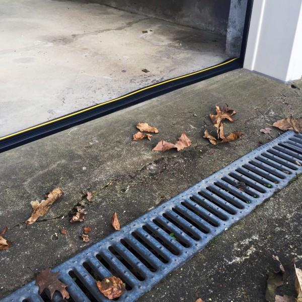 threshold garage seals seal defender door weather product threahold xl