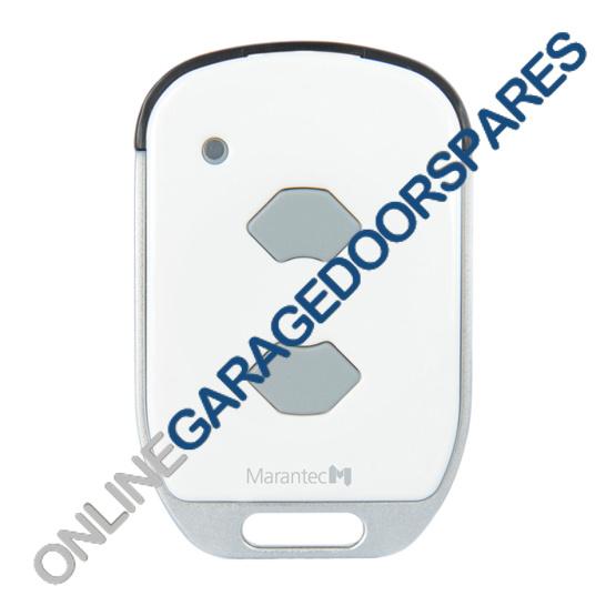 Marantec digital 572 remote control